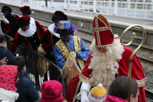 Sinterklaas © Olivier Vanden Avont