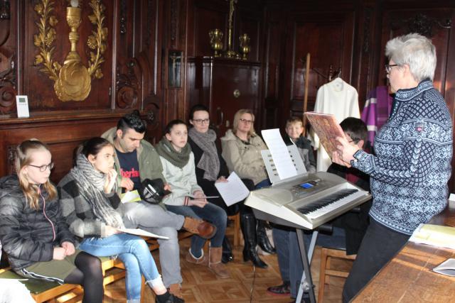 coolproject vormelingen bij organist Els