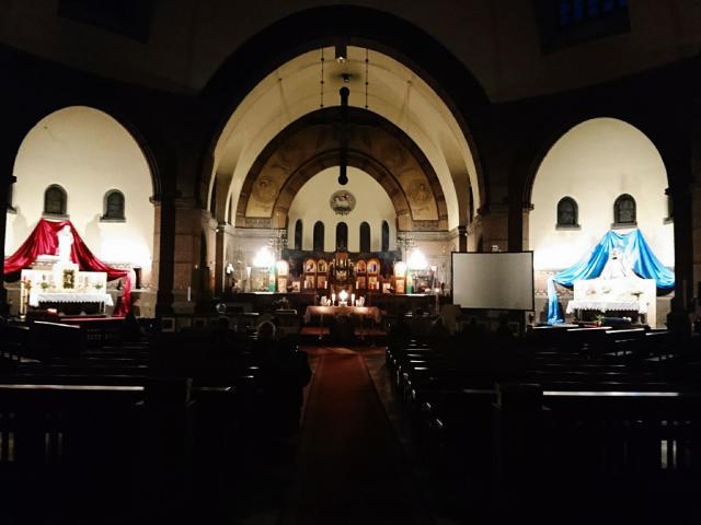 Het Heilig Sacrament ter aanbidding