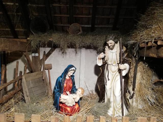 Kerststal Westerlo © BM