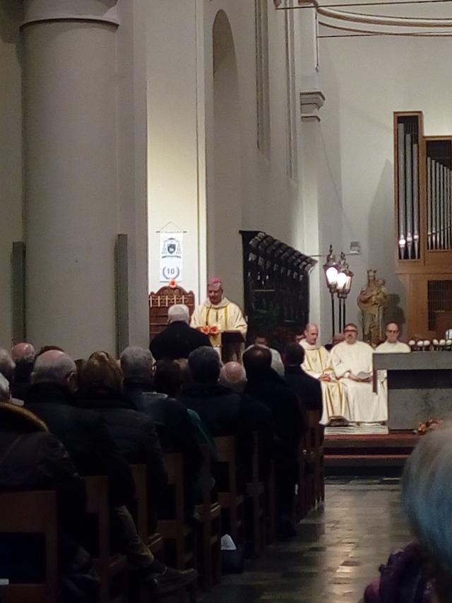 10 jaar bisschop Johan Bonny