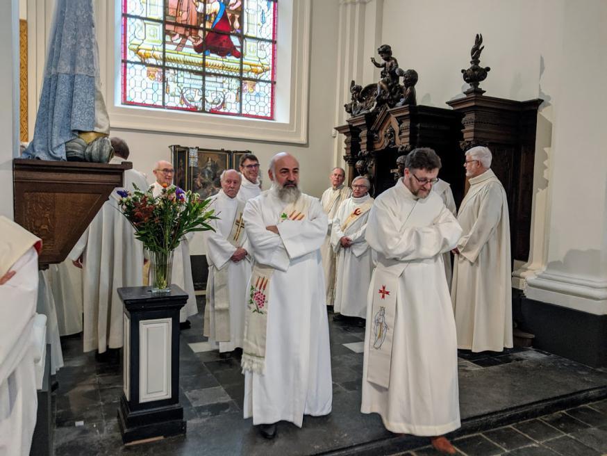 50 jaar permanent diaconaat aartsbisdom Mechelen-Brussel © Rob Allaert