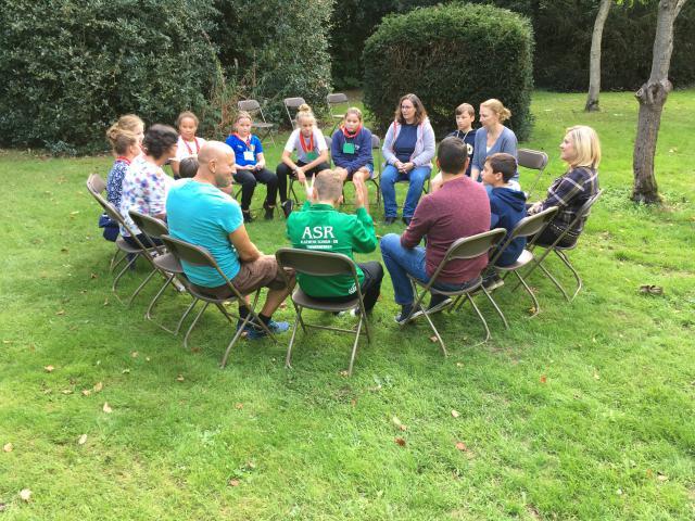 Start vormselcatechesewerking 2018-2019