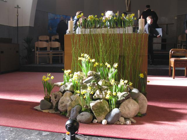 Voorbeeld uit de St.-Henricuskerk in Torhout. © Marc Vantyghem