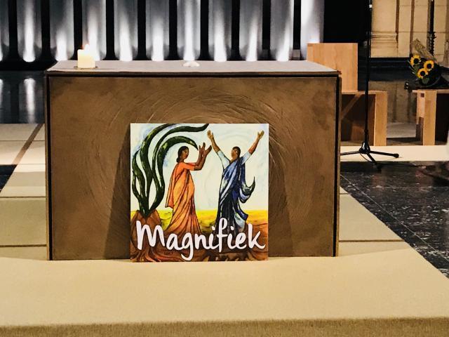 Kortom: 'Magnifiek'! © CCV in het Bisdom Gent, foto: Gezinvolgeloven
