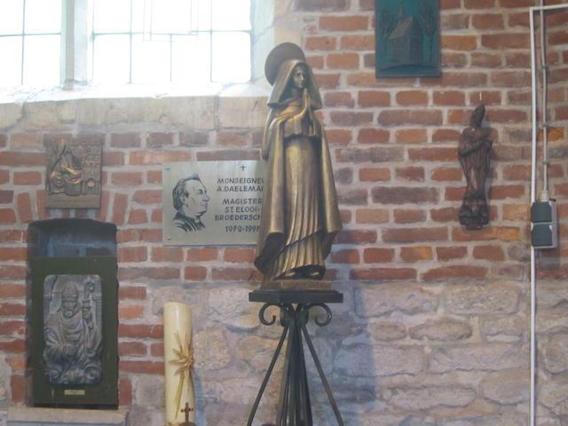 een speciaal Mariabeeld