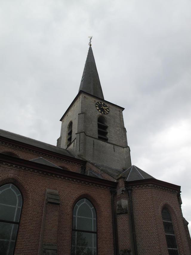 Kerktoren Sint-Martinus Halle