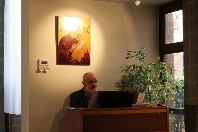 Paul, de orgelist © LB