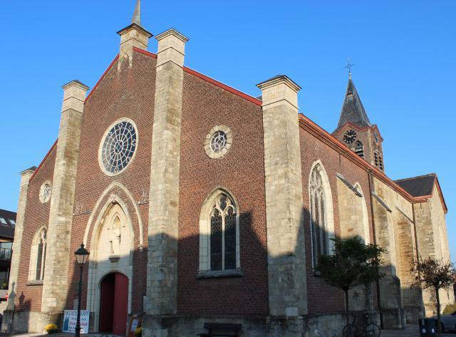 Sint-Bavokerk Mere © ADV