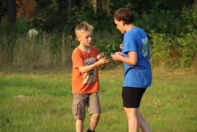Pluskamp, een kamp met gelovige jongeren, samen op weg!