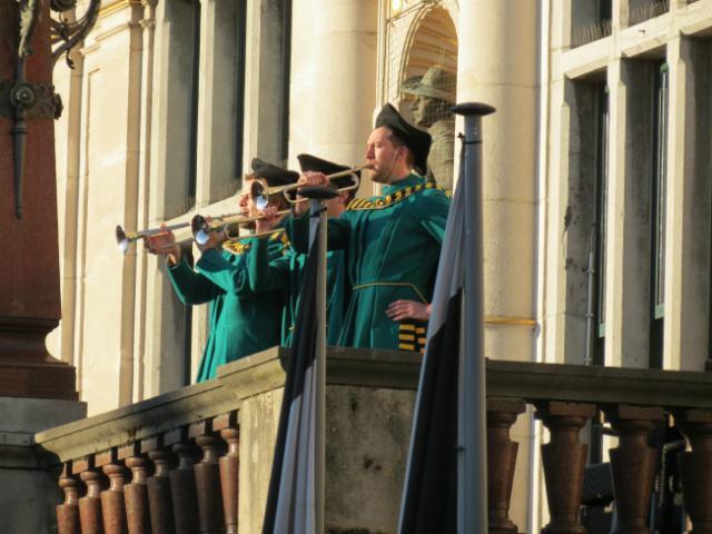 slotmoment - klaroenblazers © Kerk Stekene en Sint-Gillis-Waas