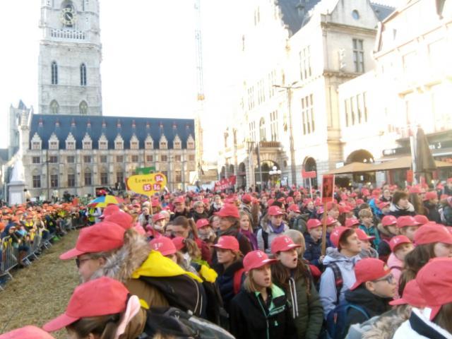 sfeerbeeld Bavodag  © Kerk Stekene en Sint-Gillis-Waas