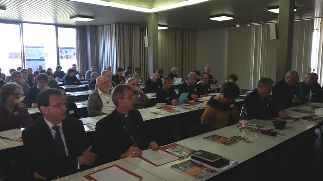Een grote opkomst voor het IPB-Forum afgelopen zaterdag in het Antwerpse TPC © IPID