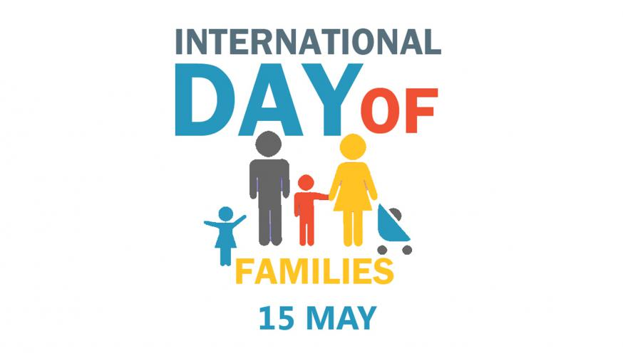 Internationale dag van het gezin. © RR