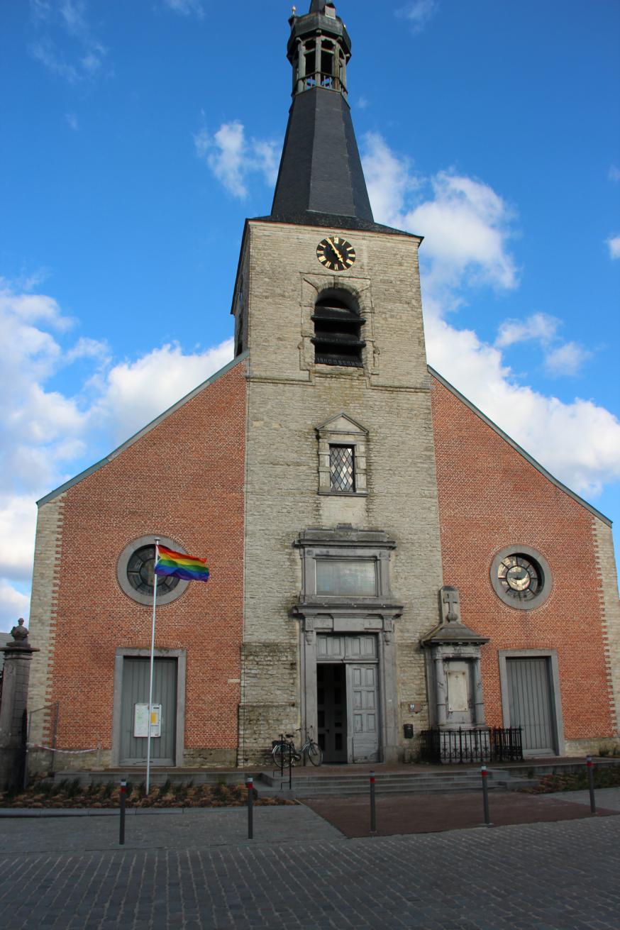 Pastorale Eenheid Mozes © Itegem, Sint-Remigius