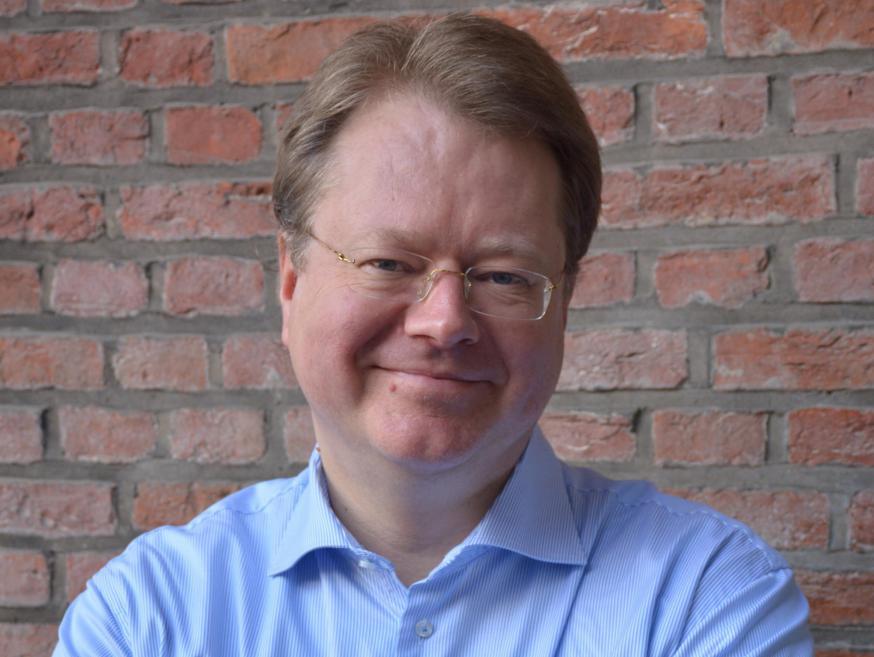 Jan De Volder, woordvoerder van de Sint-Egidiusgemeenschap © RR