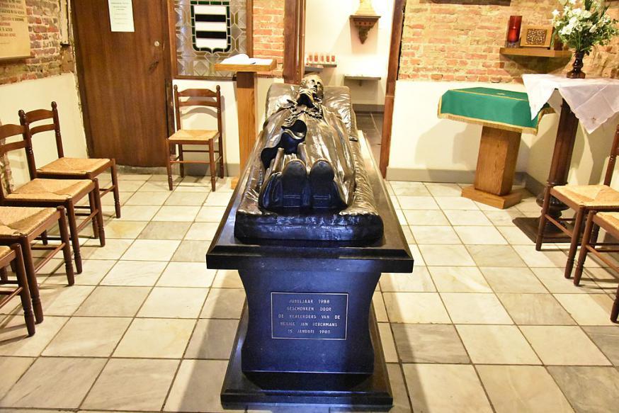 Geboortehuis van Sint-Jan Berchmans © Wikipedia