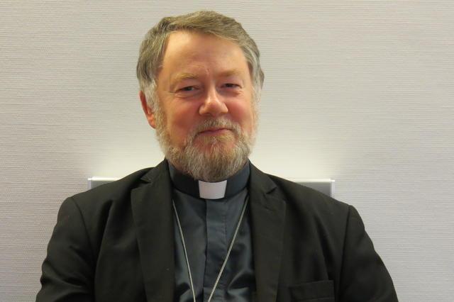Mgr. Jean Kockerols, hulpbisschop voor Brussel © IPID