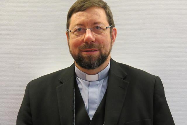 Mgr. Jean-Pierre Delville, bisschop van Luik © IPID