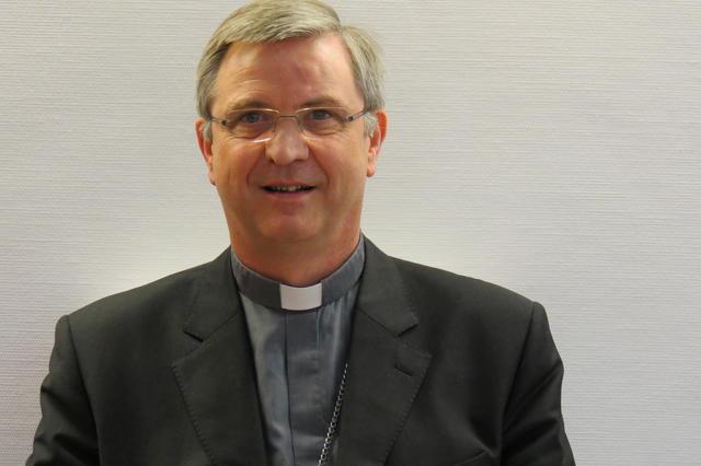 Mgr. Johan Bonny, bisschop van Antwerpen © IPID
