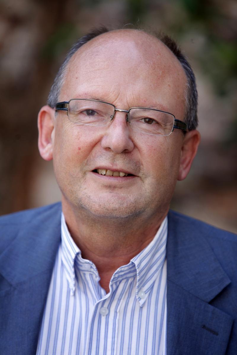 Em. prof. Johan Verstraeten, expert sociale leer van de Kerk © KU Leuven