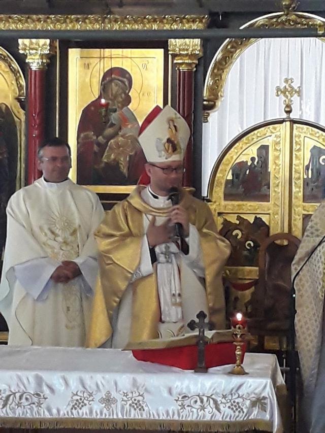 Jonge bisschop van een jonge Kerk © CCV Gent