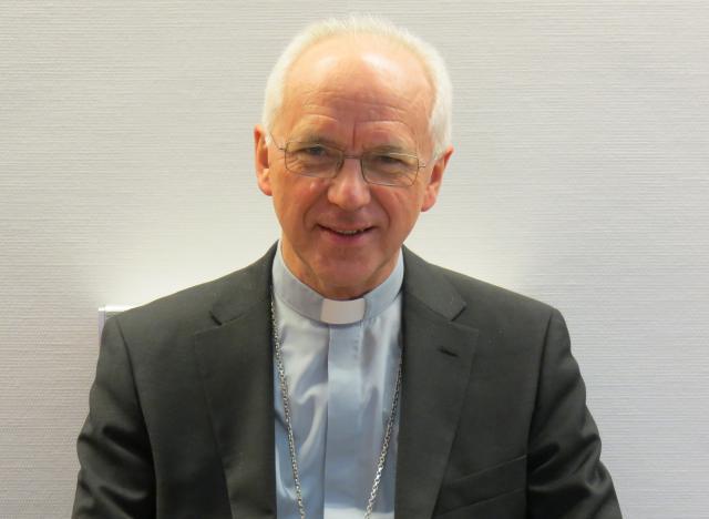 Kardinaal Jozef De Kesel, aartsbisschop van Mechelen-Brussel © IPID