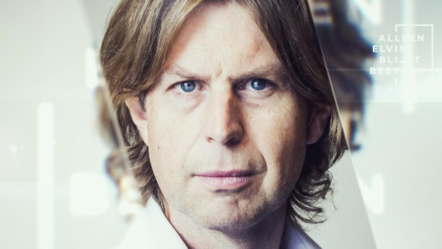Karel Verhoeven, hoofdredacteur van 'De Standaard'. © Canvas