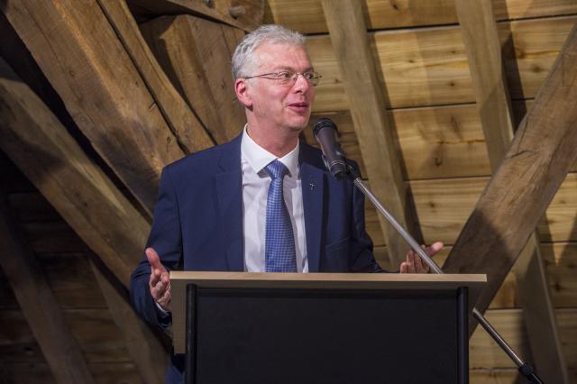 Jürgen François © Bisdom Gent, foto: Frank Bahnmüller