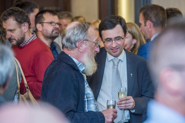 Opening HDGI © Bisdom Gent, foto: Frank Bahnmüller