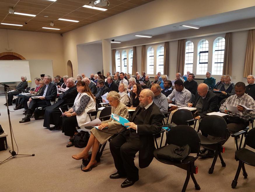 De Katholieke Nationale Commissie voor Oecumene hield haar 51ste ontmoetings- en studiedag in de abdij van Zevenkerken © KNCO