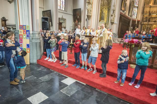 Missionaire kerkdag Wetteren © Bisdom Gent, foto: Frank Bahnmuller