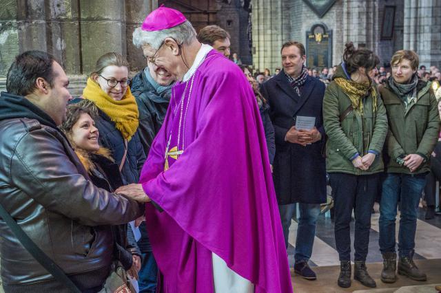 Huwelijkskandidaten © Bisdom Gent, foto: Frank Bahnmüller