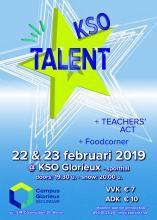 Wervelend totaalspektakel met 'KSO talent' in Ronse