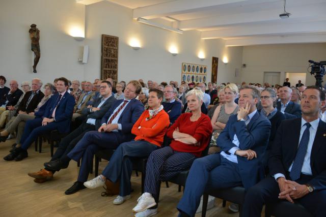 Het colloquium dat ter gelegenheid van de 25ste verjaardag van Kamiano werd georganiseerd © Sant'Egidio