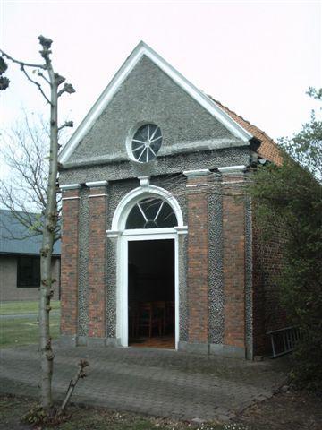 Kapel i n de kloostertuin in Zaffelare © PM