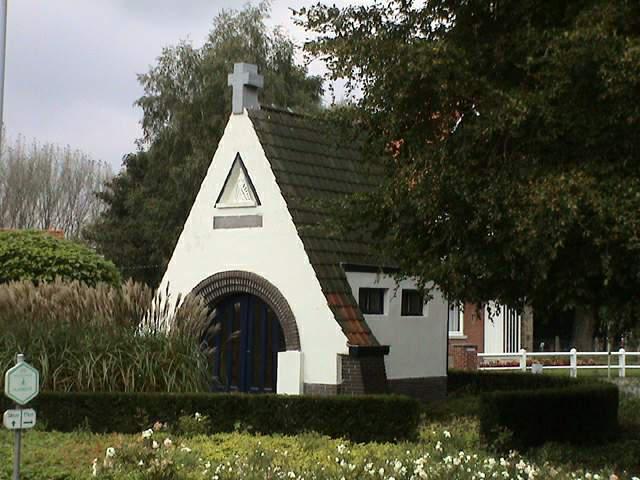 Mariakapel in Heikant