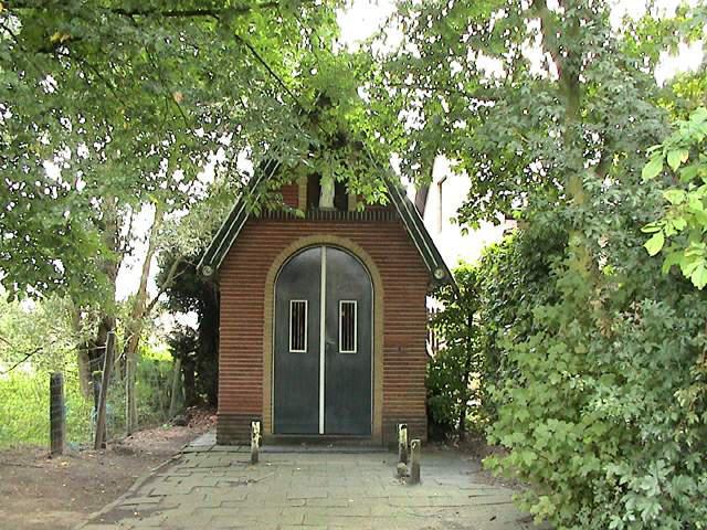 Kapel in Sint-Jozeflaan