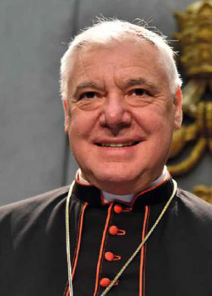 Kardinaal Gerhard Müller. © Tertio