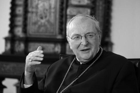 Kardinaal Joachim Meisner (1933-2017) © Aartsbisdom Keulen