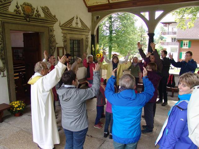 Gebedsviering met kinderen - Zwitserland