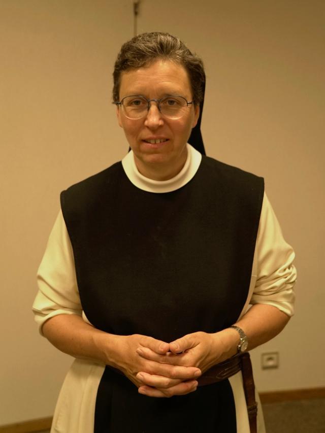 Trappistin Katharina Michiels