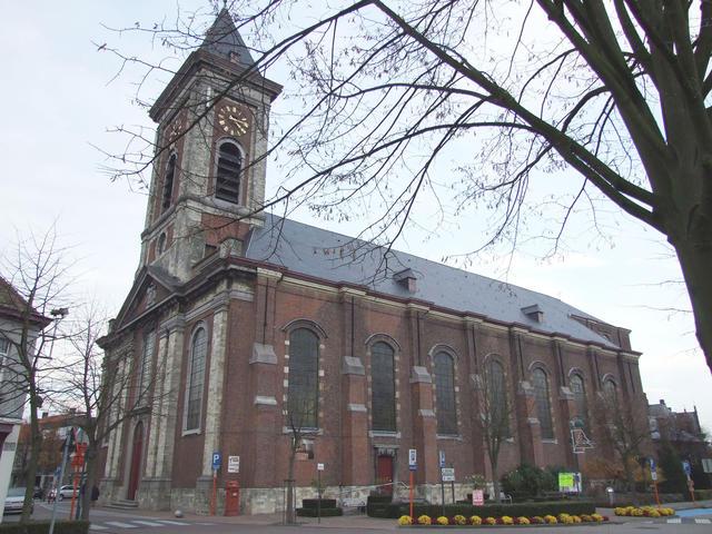 Sint Christoffel Evergem-centrum