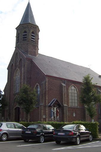 Kerk Poesele © www.nevele-parochies.be