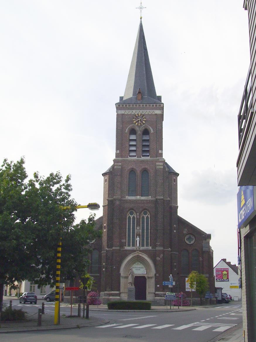 Sint-Pietersbandenkerk Bevere