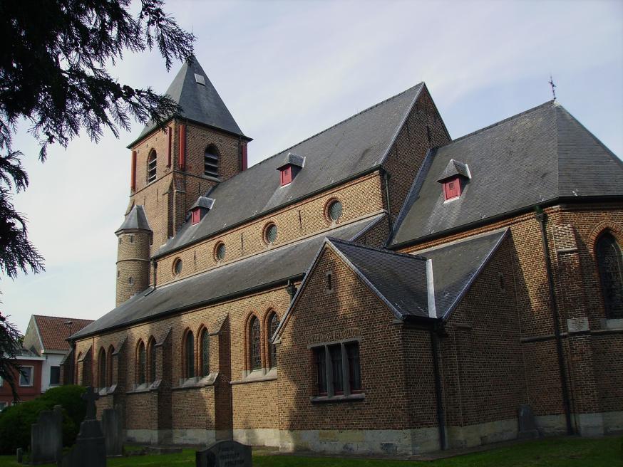 Sint-Amanduskerk Heurne