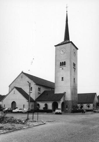 Kerk Landegem © www.nevele-parochies.be