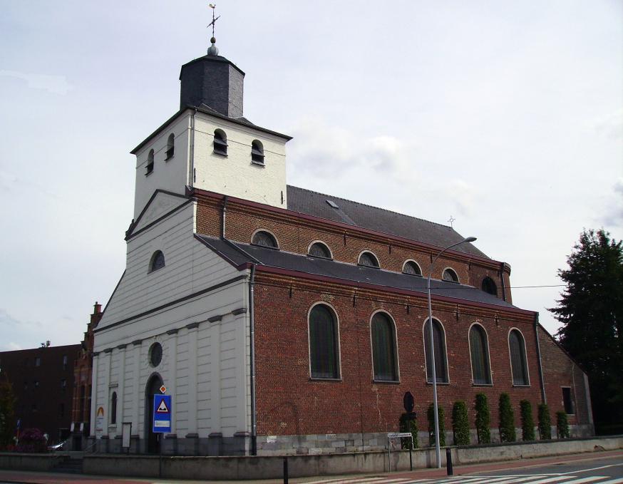 Sint-Amanduskerk Leupegem