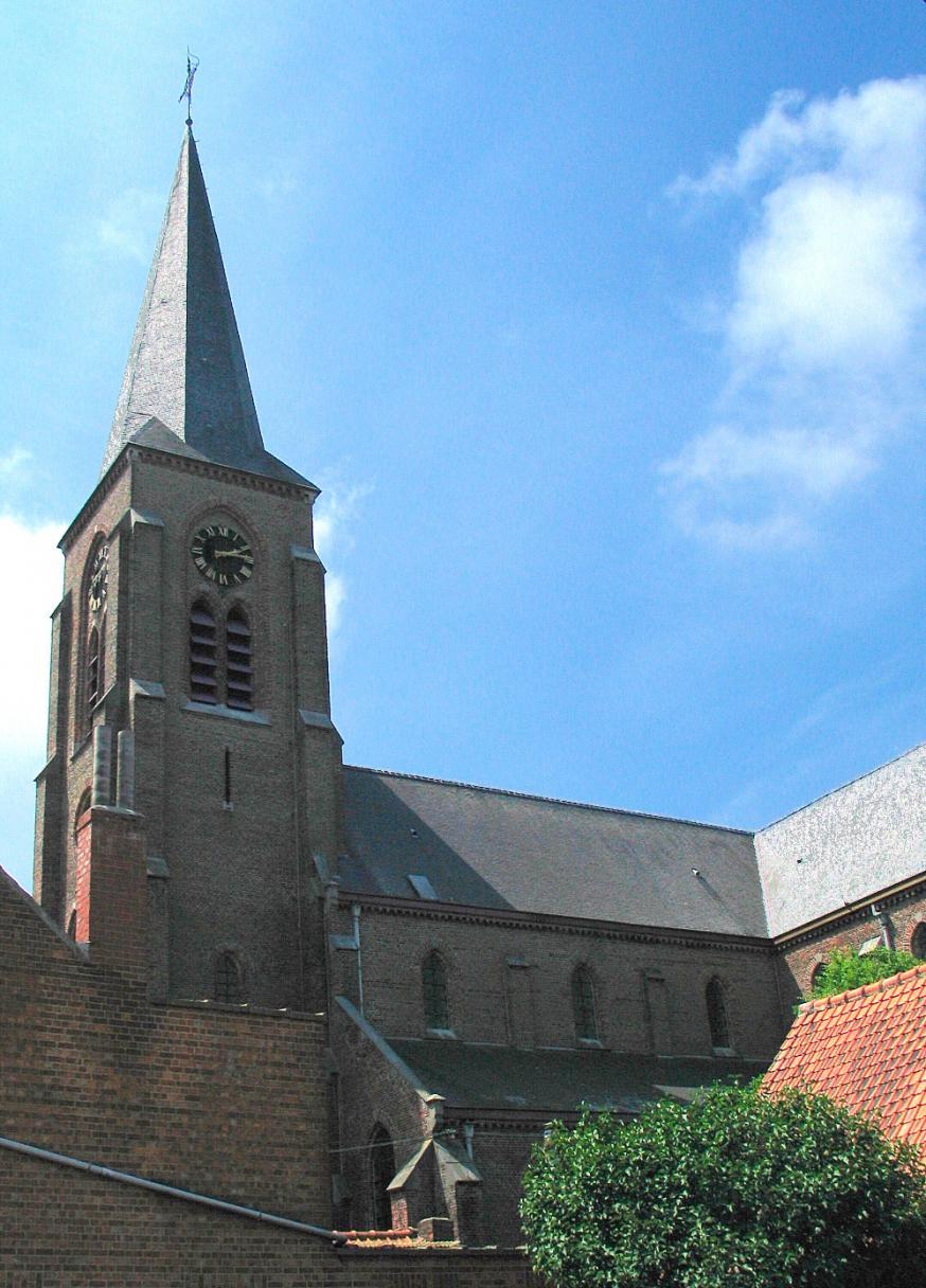 Sint-Margrietkerk Sint-Margriete © Wikipedia