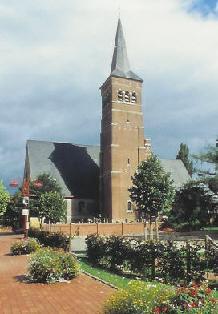 Kerk Vosselare © www.nevele-parochies.be